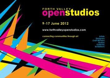 9-17 June 2012 - Forth Valley Open Studios