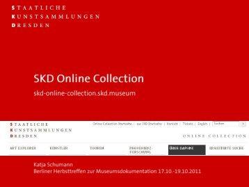 Katja Schumann: SKD Online Collection Berliner Herbsttreffen zur ...