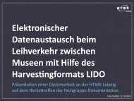 administra(veMetadata (element) - Deutscher Museumsbund