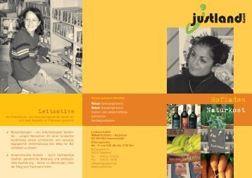PDF download - Justland GmbH