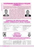 nUMErELE DE TELEFon (inTErioarE) - Primaria Municipiului Focsani - Page 6