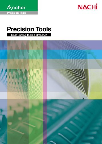 Precision Tools - Nachi