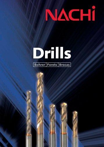 Nachi Katalog Drills 2011.01