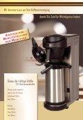 Kaffee Pumpkannen System - Kaffee Büroservice - Seite 2