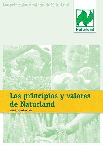 Los principios y valores de Naturland