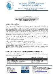 Metodologie doctorat 2011 - Gr.T. Popa