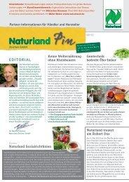 Newsletter für Händler und Hersteller 02_2012 (pdf-Datei - Naturland