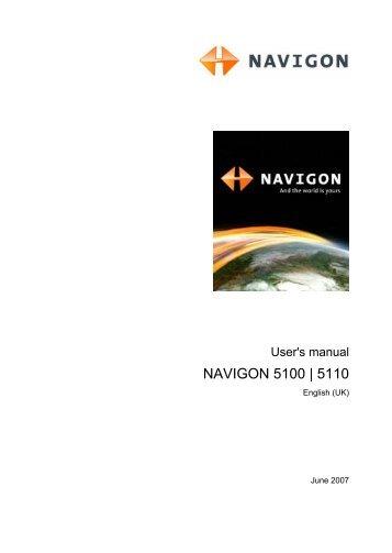 Navigon 5100 | 5110