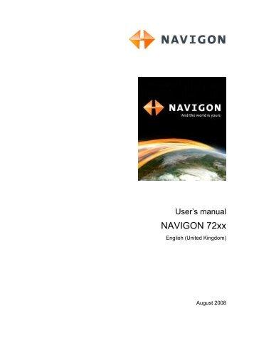 navigon 2100 2110 max navigon com rh yumpu com Navigon 7100 Navigon GPS