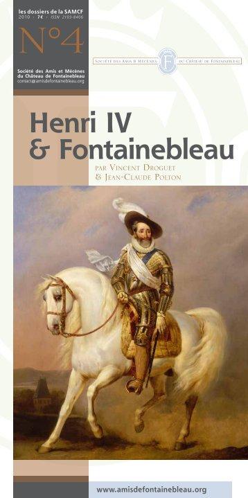 Henri IV & Fontainebleau - Pédagogie au château de Fontainebleau