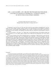 H. Debax - Académies et Sociétés Savantes de Toulouse