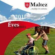 Éves 2 0 11 - Serviciul de Ajutor Maltez in Romania