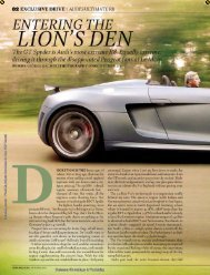 Storemags.com - Free Magazines Download in PDF for ... - I Am Audi