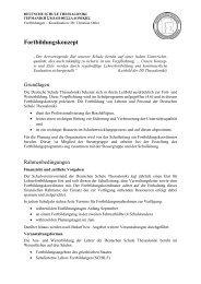 Fortbildungskonzept - Host Europe