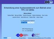 Michael Weber - Server der Fachgruppe Physik der RWTH Aachen