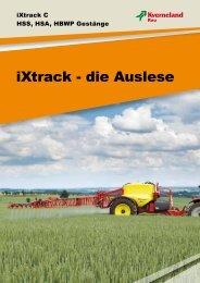 iXtrack - die Auslese - Kverneland Group Download Centre
