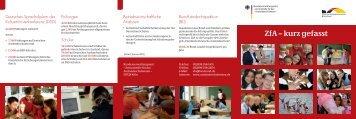 ZfA – kurz gefasst - Deutsche Schule Bratislava