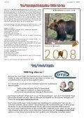Pfoten-News Tierheilkundezentrum Bad Driburg Kalender 2008 - Seite 6