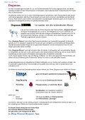 Pfoten-News Tierheilkundezentrum Bad Driburg Kalender 2008 - Seite 7