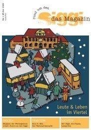 Ausgabe 01 - PDF-Download - Rund um den Siggi