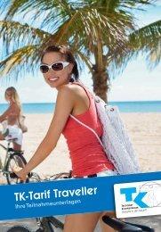 Teilnahmebedingungen TK -Tarif Traveller - Techniker Krankenkasse