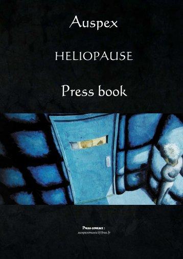 Auspex Press book - Auspex official website - Free