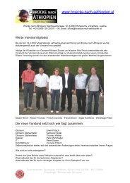 Der neue Vorstand stellt sich vor (PDF download - Brücke nach ...