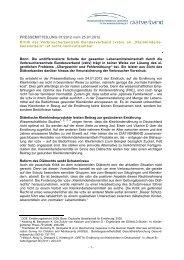 Download: Pressemitteilung 01/2012 vom 25.01.2012