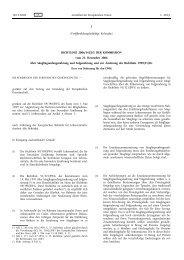 Richtlinie 2006/141/EG - EUR-Lex