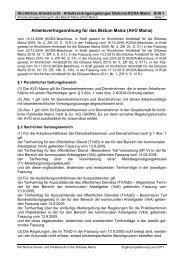 AVO Mainz - DiAG MAV Mainz