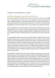 Download: Pressemitteilung 04/2009