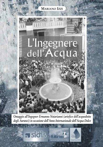 Omaggio all'Ingegner Ermanno Notarianni ... - il Valico Edizioni