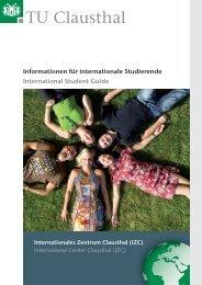Informationen Für Internationale Studierende International Student ...