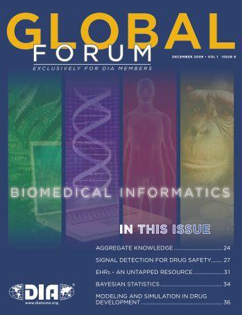 15 - Drug Information Association