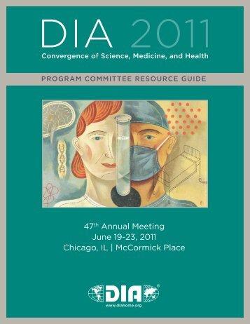 FINAL as of 8/3 - Drug Information Association