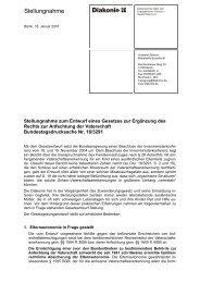 Stellungnahme (PDF, 70 KB)