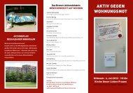 Hier finden Sie den Einladungsflyer zur Veranstaltung - Diakonie in ...
