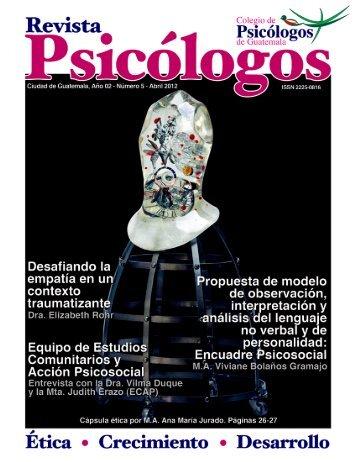 Encuadre Psicosocial (EP) - DGSv