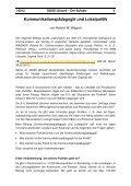 Kommunikationspädagogik und Lokalpolitik - Deutsche Gesellschaft ... - Page 5