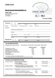 Anmeldeformular (PDF)