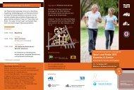 Sport und Krebs 2011 Exercise & Cancer - Deutsche Gesellschaft ...