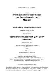 Version NC2.0 - Deutsche Gesellschaft für Neurochirurgie - DGNC
