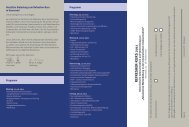 refresher -kurs 2011 - Deutsche Gesellschaft für Innere Medizin ...