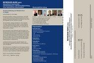 refresher-kurs 2011 - Deutsche Gesellschaft für Innere Medizin (DGIM)