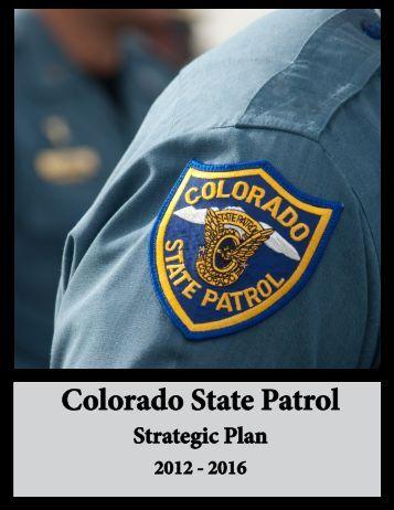 2012 - 2016 Strategic Plan - Kent Lambert