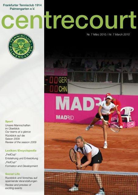 Youth Team Tennis - FTC Palmengarten