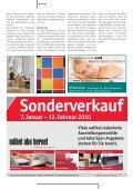 Ausgabe Januar 2010 - STADTmagazin Rapperswil-Jona - Seite 5
