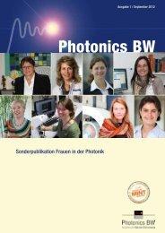 Photonics BW - Photonik Campus