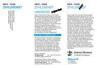 zivildienst - Diakonisches Werk Hessen-Nassau