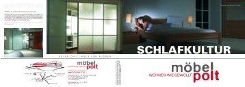 SCHLAFKULTUR - Einrichtungshaus & Tischlerei